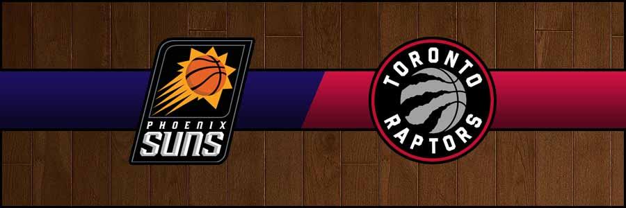 Suns vs Raptors Result Basketball Score