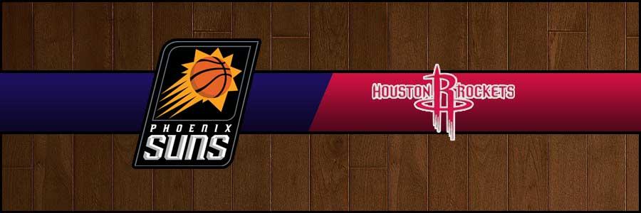 Suns vs Rockets Result Basketball Score