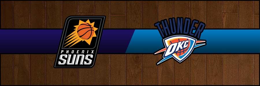 Suns vs Thunder Result Basketball Score