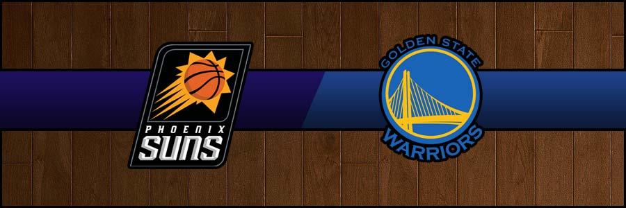 Suns vs Warriors Result Wednesday Basketball Score