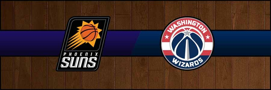 Suns vs Wizards Result Basketball Score