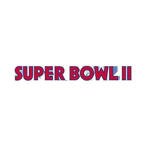 Super Bowl II Odds