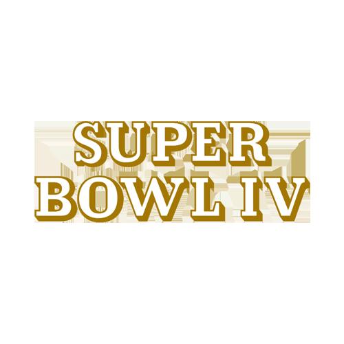Super Bowl IV Odds