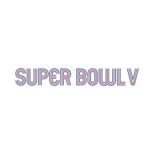 Super Bowl V Odds