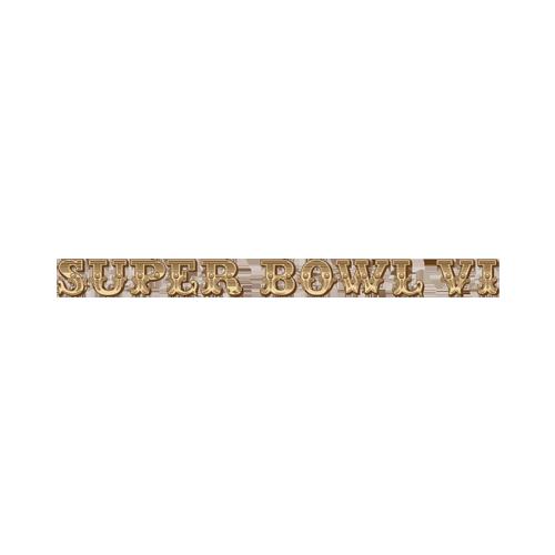 Super Bowl VI Odds