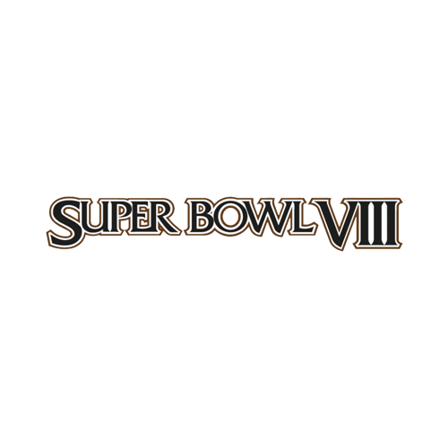 Super Bowl VIII Odds