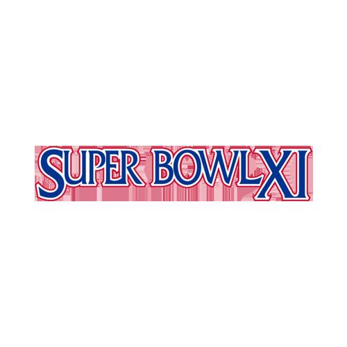Super Bowl XI Odds
