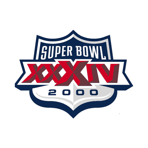 Super Bowl XXXIV Odds