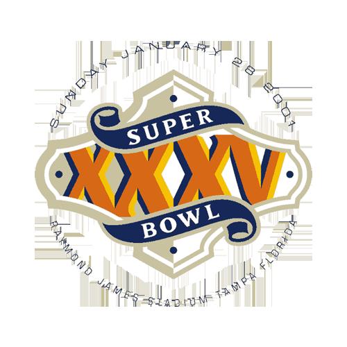 Super Bowl XXXV Odds