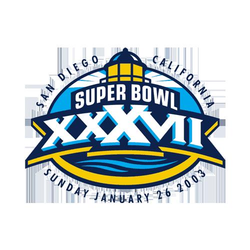Super Bowl XXXVII Odds