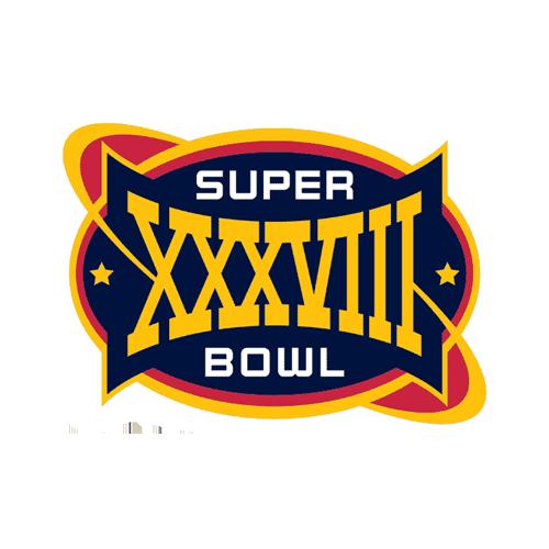 Super Bowl XXXVIII Odds