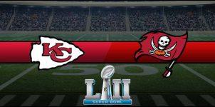 Chiefs vs Buccaneers Result NFL Super Bowl Score
