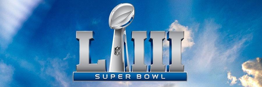 Patriots vs Rams Super Bowl LIII Odds, Preview & Pick