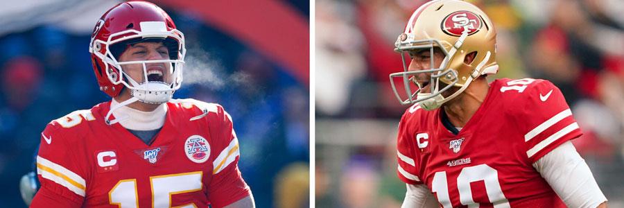 Super Bowl LIV QB vs QB Prop Odds & Picks