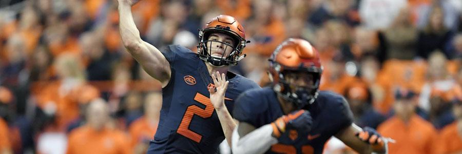 Syracuse vs Boston College NCAA Football Week 13 Odds & Analysis