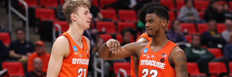 Is Syracuse a safe bet in the Sweet 16?
