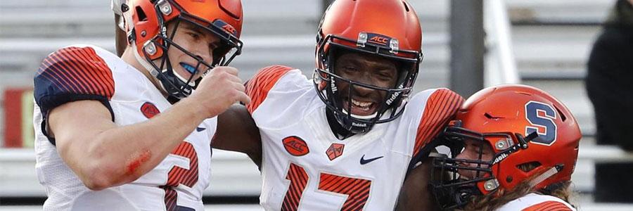 Syracuse Orange 2019 Season Win / Loss Total Odds & Betting Prediction