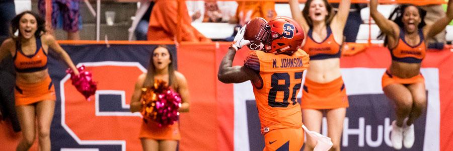 Is Syracuse a safe bet for NCAA Football Week 9?