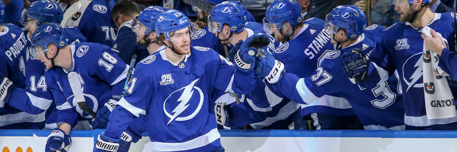 Are the Lightning a safe NHL betting pick vs.. the Capitals in Game 1?