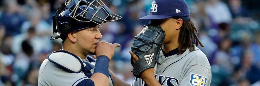 Are the Rays a safe bet in the MLB odds on Friday?
