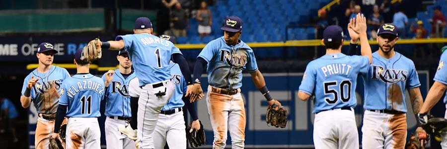 Will the Rays use their great pitching to control the road team and grab a win?