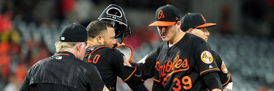 Tampa Bay at Baltimore MLB Series Predictions & Betting Pick