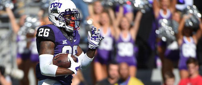 TCU 2015 College Football Odds Favorite Season Preview