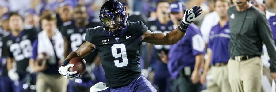 How To Bet TCU at Texas Tech NCAAF Lines & Week 12 Game Info