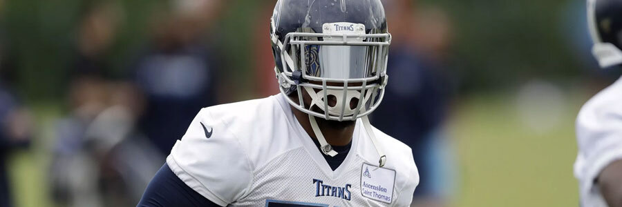 Tennessee Titans 2019 NFL Season Betting Guide