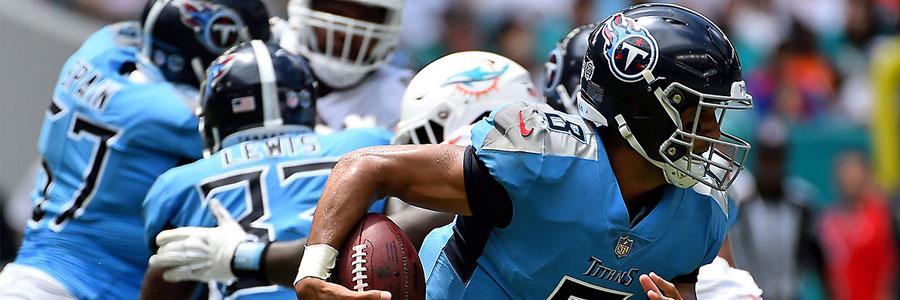 Titans at Jaguars NFL Week 3 Spread & Prediction