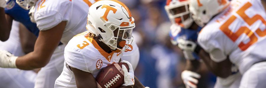 Georgia vs Tennessee 2019 College Football Spread, Analysis & Betting Pick