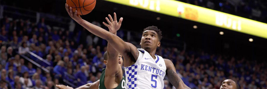 Tennessee at Kentucky Spread, Betting Pick & TV Info