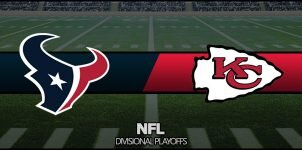 Texans vs Chiefs Result NFL Divisional Playoffs Score