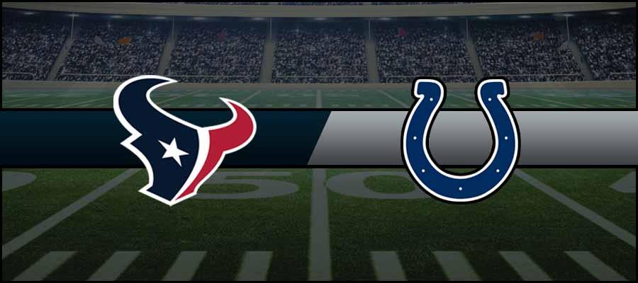 Texans vs Colts Result NFL Score
