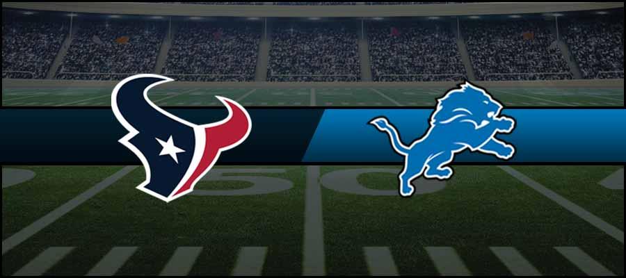 Texans vs Lions Result NFL Score
