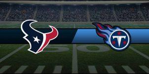 Texans vs Titans Result NFL Score