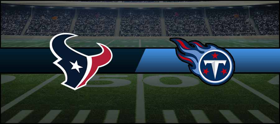 Texans vs Titans Result NFL Score