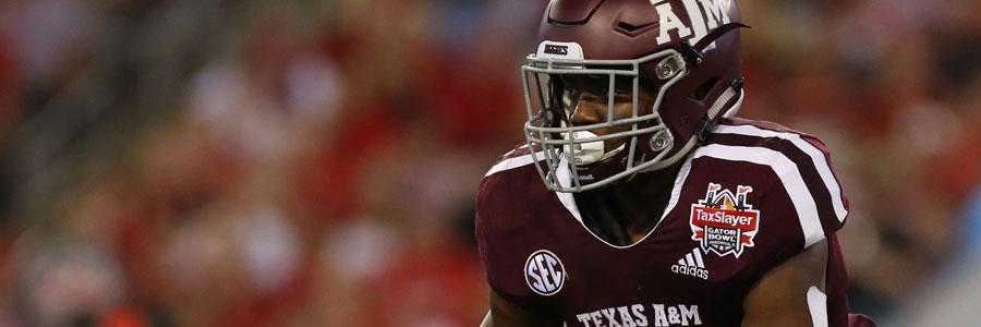 Texas A&M Aggies 2019 College Football Season Betting Guide