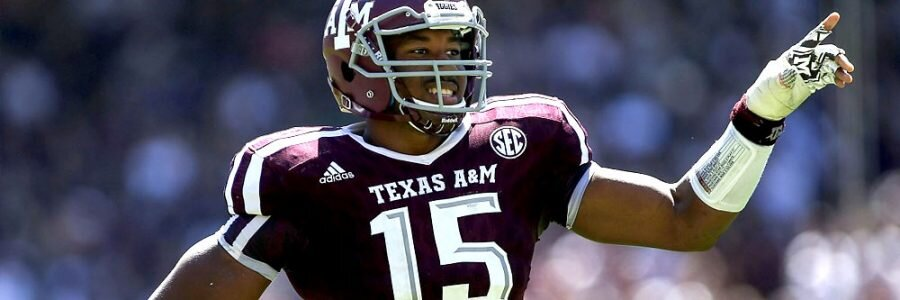 Texas A&M vs. Alabama NCAA Football Odds Guide