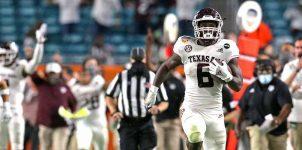Texas A&M vs. North Carolina Orange Bowl: College Football Betting Preview