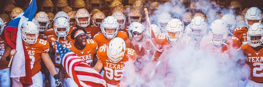 Texas Longhorns2019 College Football Season Betting Guide