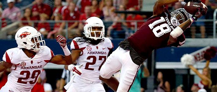 The Texas A&M vs Arkansas NCAA Football Odds Rivalry Reviewed