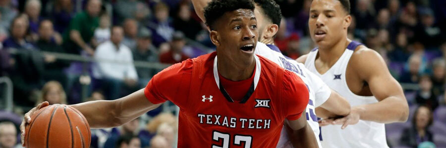 is Texas Tech a secure March Madness odds pick vs Northern Kentucky?