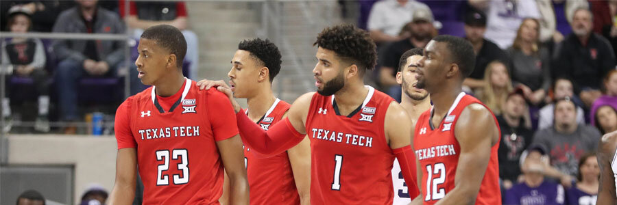 Texas Tech comes in as one of the March Madness Sweet 16 Betting underdogs.