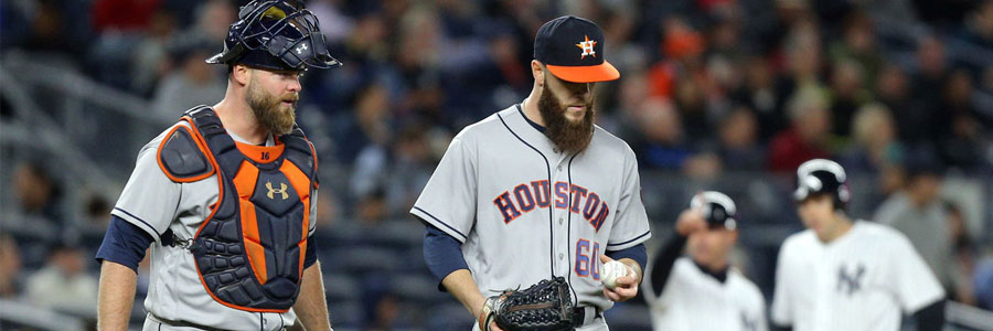 Texas at Houston Tuesday MLB Match Preview & Betting Tips