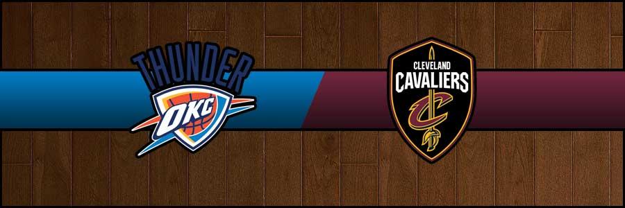 Thunder vs Cavaliers Result Basketball Score