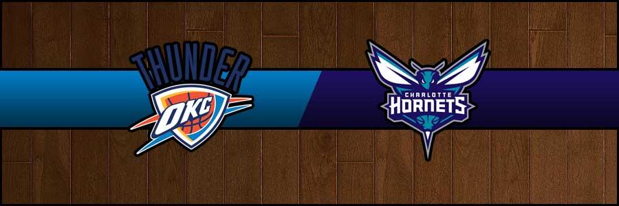 Thunder vs Hornets Result Basketball Score