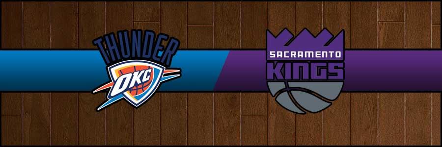 Thunder vs Kings Result Basketball Score