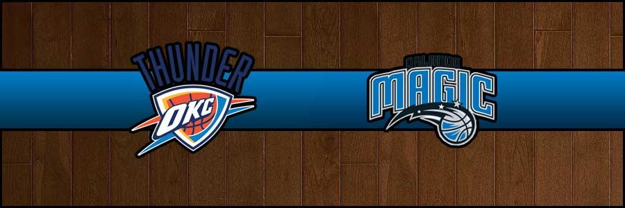Thunder vs Magic Result Basketball Score