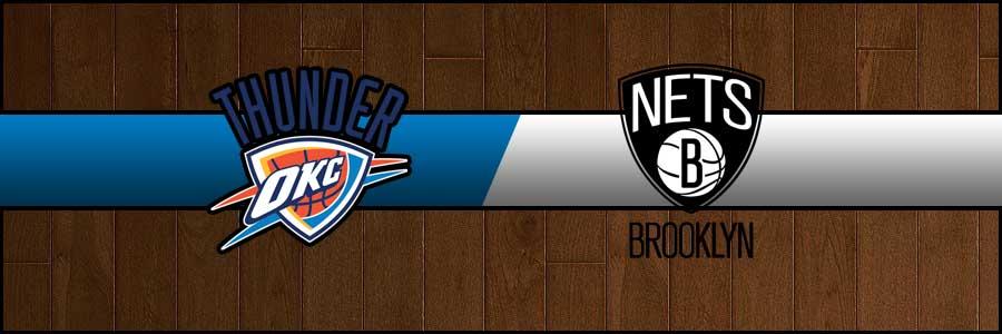 Thunder vs Nets Result Basketball Score